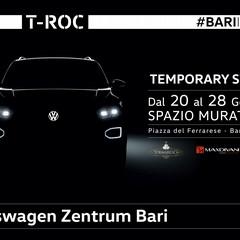 Presentazione Volkswagen T-Roc