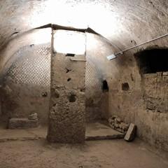 Grotta di San Cleto chiesa del Purgatorio