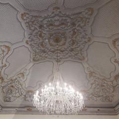 Palazzo Caputi Salone in stile rococ