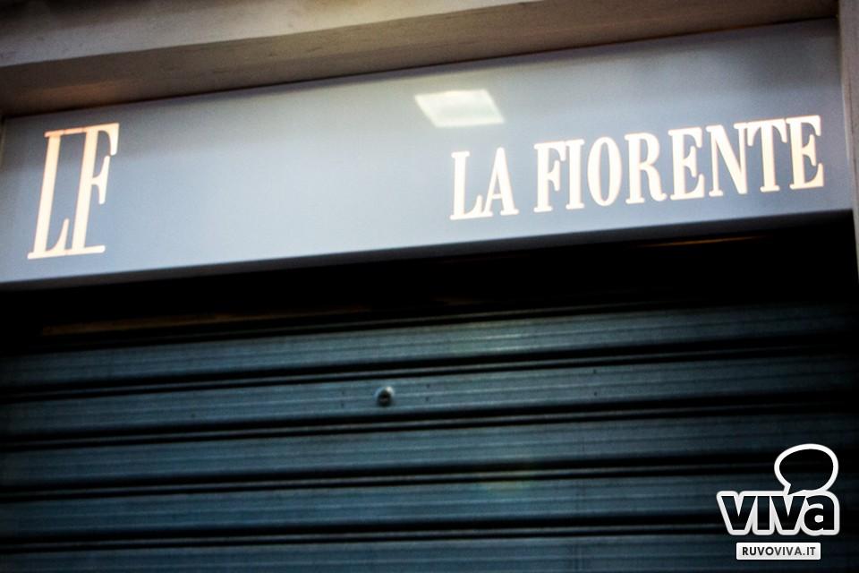 """Inaugurazione """"La Fiorente"""""""