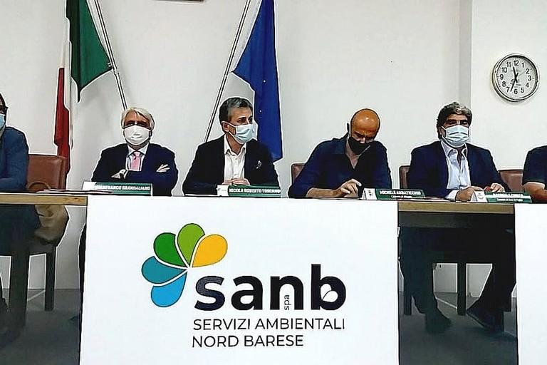 Presentata la Sanb