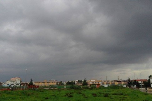 nuvole maltempo
