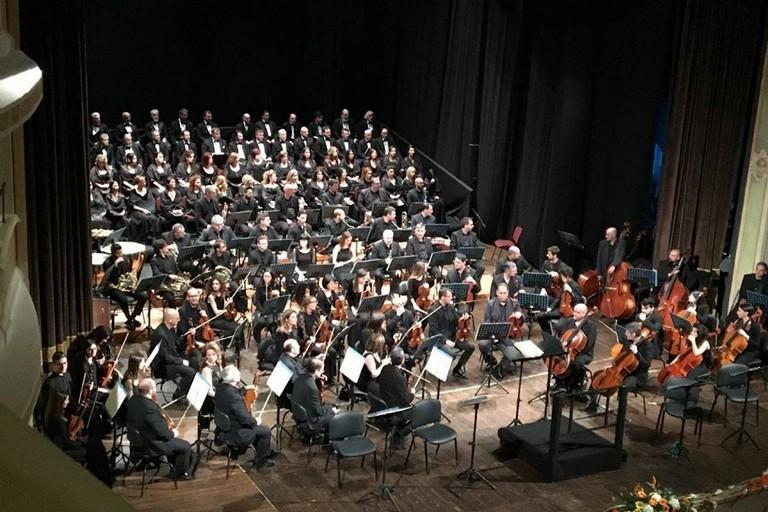 Orchestra sinfonica metropolitana