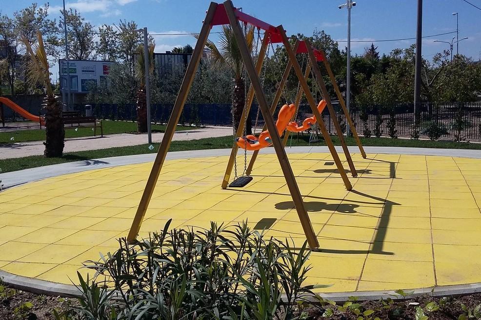 parco via terlizzi (Foto Grazia Ippedico)