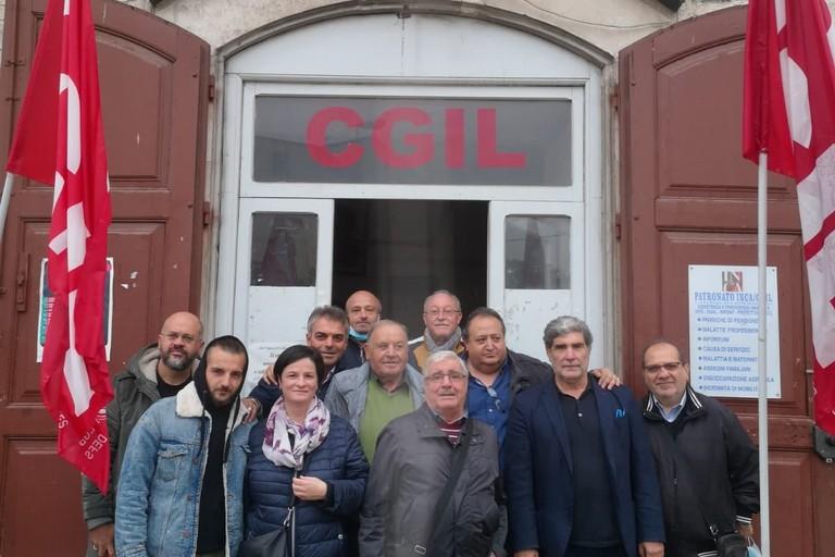 Presidio CGIL Ruvo di Puglia