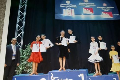 Campionati di danza