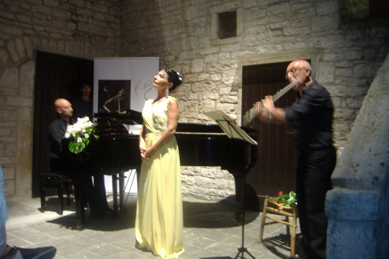 Melodie 2016 - Fondazione Angelo Cesareo
