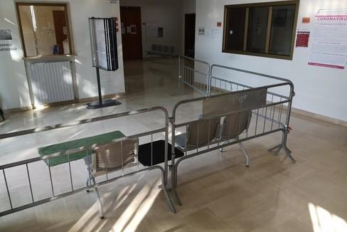 Restrizioni di accesso agli uffici comunali