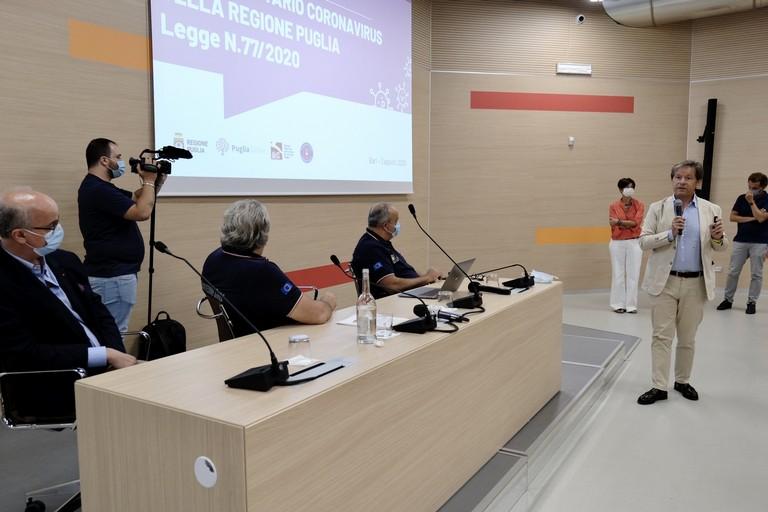 Presentazione Piano Ospedaliero