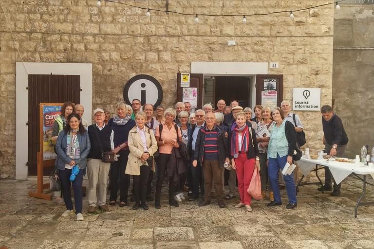 Turisti Ruvo di Puglia
