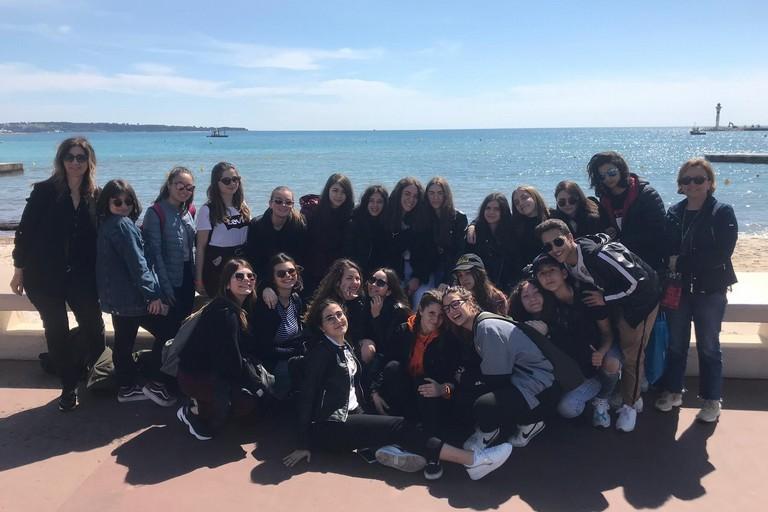 Studenti Liceo Tedone