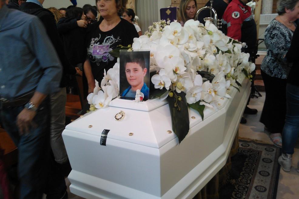 funerali di antonio summo