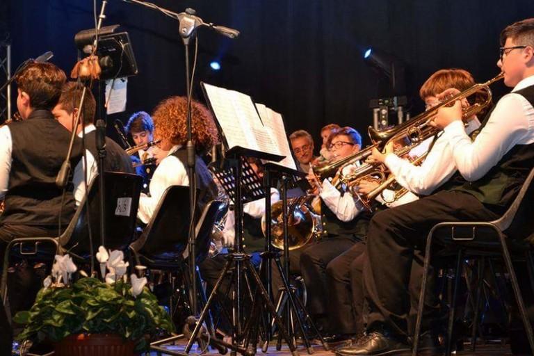 Apulia's Junior Band