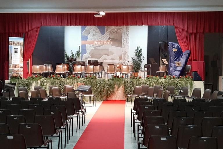 Auditorium Carducci Giovanni XXIII Ruvo di Puglia BA