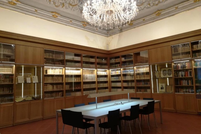 Museo del Libro - Biblioteca Comunale