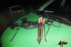Operazione antibraccomnaggio a Ruvo: nei guai alcuni cacciatori