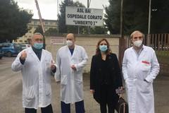 Salute, arriva all'Ospedale Umberto I di Corato un nuovo mammografo