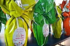 All'Emporio Solidale LegAmi donate 140 uova di Pasqua per donare un sorriso
