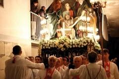 Settimana Santa a Ruvo, sui balconi una mostra fotografica sui riti processionali