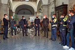 Mobilità sostenibile, il Comune di Ruvo si dota di 5 biciclette a pedalata assistita