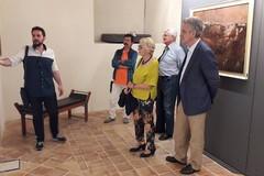 Ospiti a Ruvo di Puglia personalità legate al pittore Domenico Cantatore - Le foto