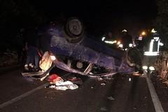 Pauroso incidente sulla provinciale per Molfetta. Un uomo sarebbe in grave condizioni