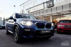 Lancio Nuova BMW X3 a Unica Trani e Foggia