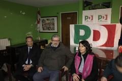 Francesco Spina e Loredana Lezoche domani a Ruvo di Puglia in un pubblico comizio