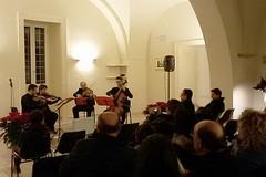 """""""Concerto di Capodanno"""" nell'ex convento di Sant'Angelo"""