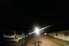 Rione Sant'Angelo ancora al buio