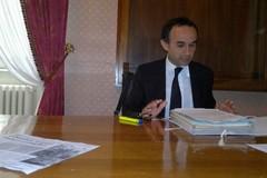 Proiettile nell'ufficio del sindaco di Terlizzi, Ninni Gemmato