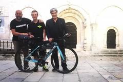 Da Ruvo a Capo Nord in bici, Michele Pagano alla NorthCape4000