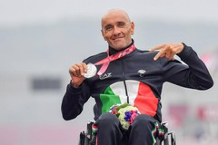 """Un riconoscimento dalle """"Divine del Sud"""" a Luca Mazzone, uomo e campione"""
