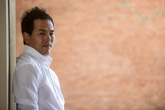 Alì Ehsani a Ruvo di Puglia racconta la sua fuga dall'Afghanistan