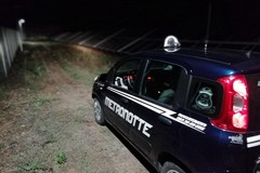 Sorpresi nell'impianto fotovoltaico, furto sventato dalla Metronotte