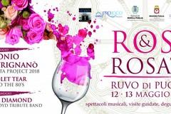 """""""Rose & Rosati"""", a Ruvo due giorni di gusto e live show"""
