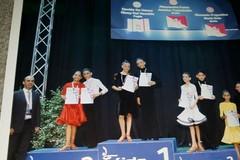 Danza, Davide De Vanna e Giusy del Vecchio vice campioni italiani 2019