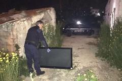 Sventato furto nella scuola Cotugno: la Metronotte recupera un televisore