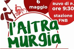 "In marcia per ""L'Altra Murgia"""
