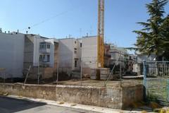 Ritrovamenti archeologici tra via D'Abignenti e via Moele