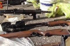 Arsenale sequestrato, De Benedictis: «Mie solo alcune di quelle armi»