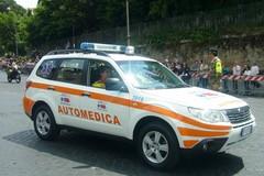 Un'automedica in arrivo a Ruvo
