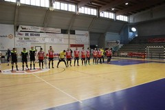 Calcio a 5,  Be Board Ruvo batte 6-5 il Cus Molise