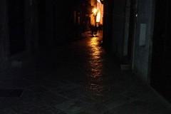 La sagra della civiltà contadina al buio. Il centro storico nuovamente senza illuminazione