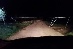 Sventato furto di cavi elettrici