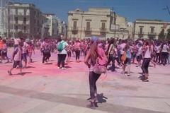 Colorfull: colore e giochi in piazza Castello