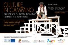 """Per «Culture in Cammino»""""Piedi sporchi"""" sui passi di Don Tonino"""