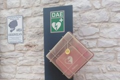 Una nuova postazione DAE a Ruvo di Puglia
