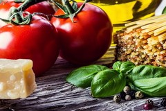 La dieta mediterranea vola all'estero, cresce l'export agroalimentare