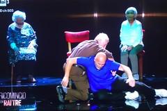 """Il ruvese Luigi Iosca a passo di danza a """"Ricomincio da RaiTre"""""""